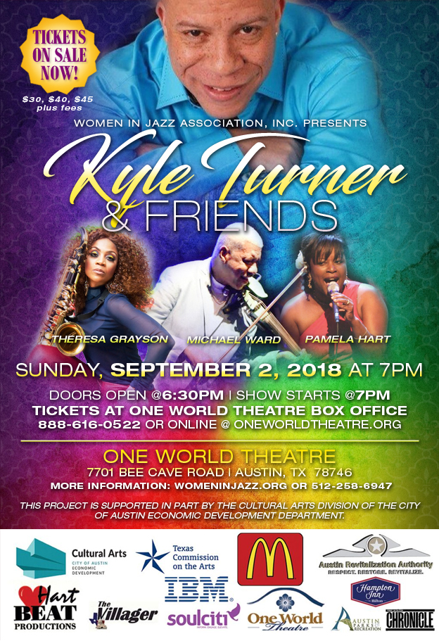 Kyle Turner & Friends featuring Michael Ward, Theresa Grayson, Pamela Hart