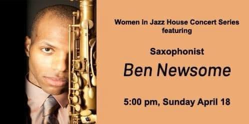 Ben Newsome Sunday Jazz 4-18-21